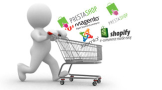 e-commerce platforms for how to create an online shopping website